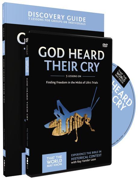God Heard Their Prayers Exodus Bible Study