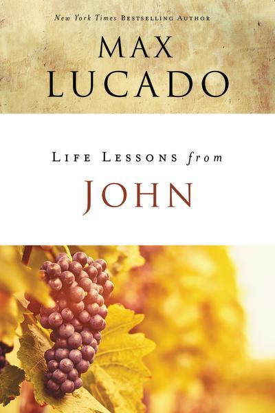 Max Lucado John Bible Study