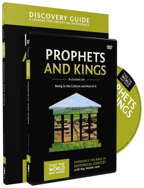 Prophets and Kings Daniel Bible Study Guide