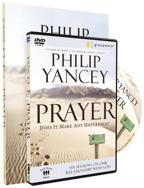 Philip Yancey Book on Prayer