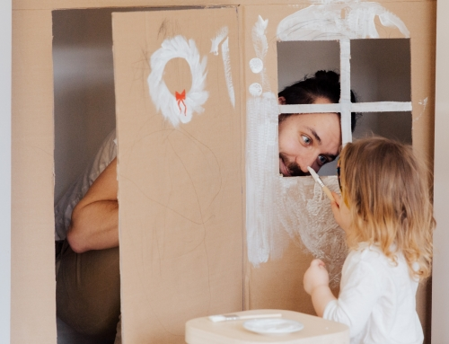Where is Dad? Fathers Play With Your Kids