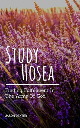 Hosea Bible Study Guide Cover