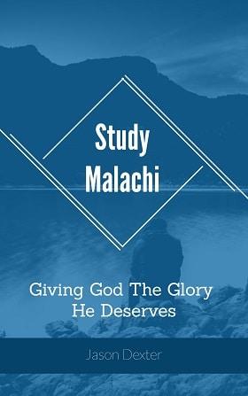 Malachi Bible Study