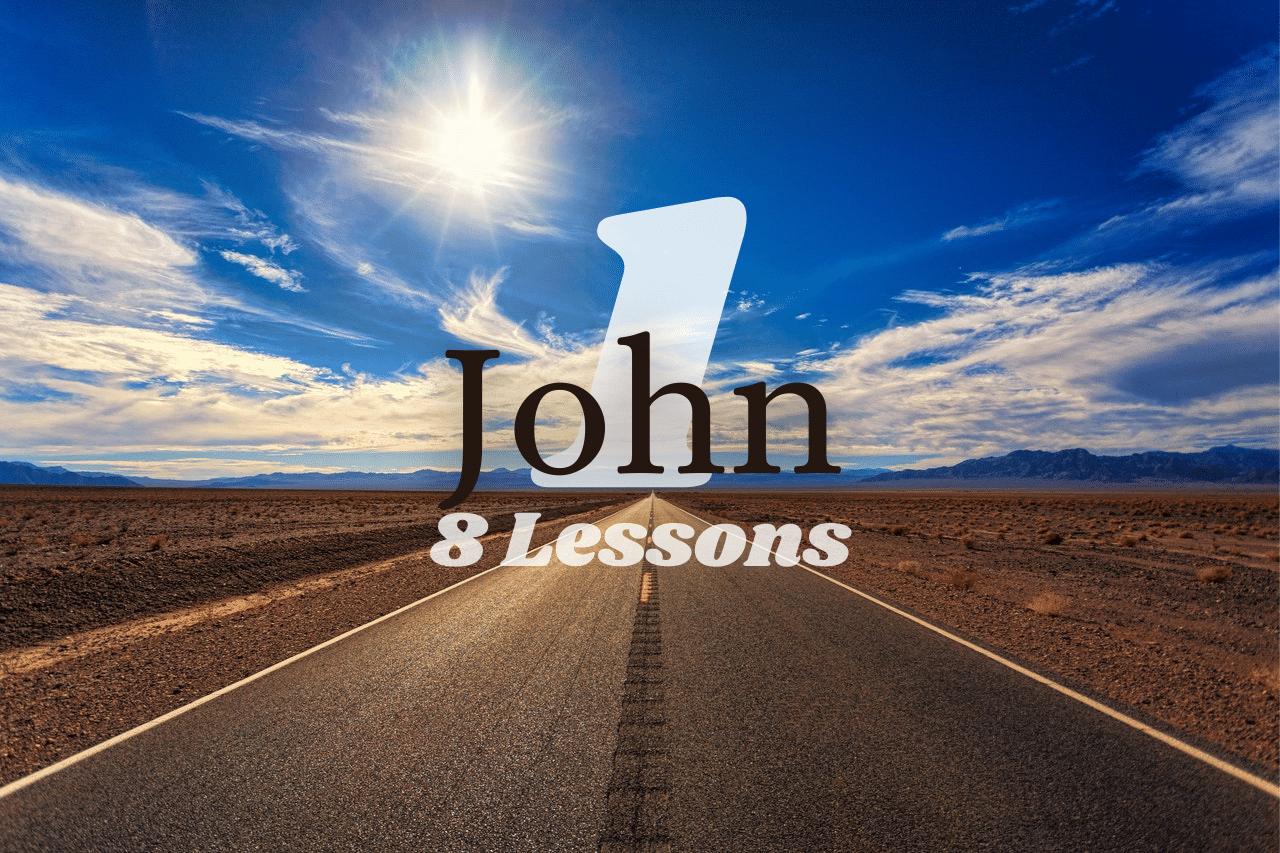 1 John Bible Study Guide