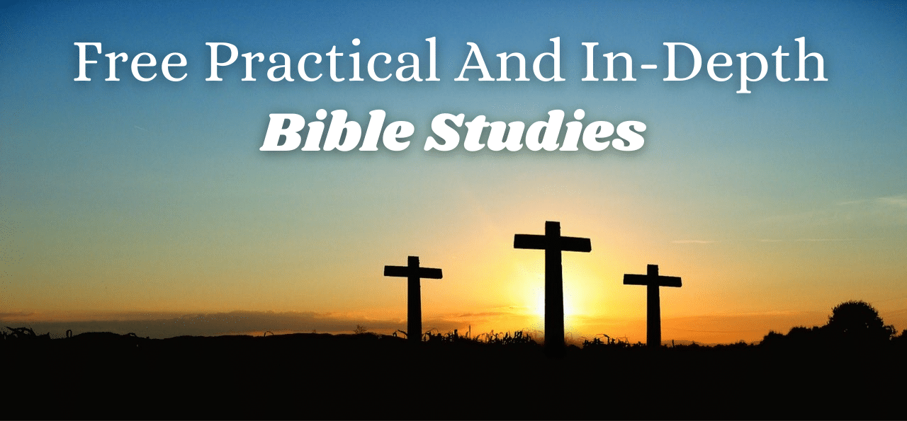 Practical free Bible study lessons for groups