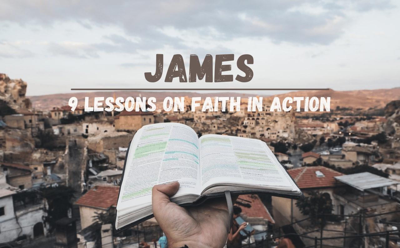 James Bible Studies