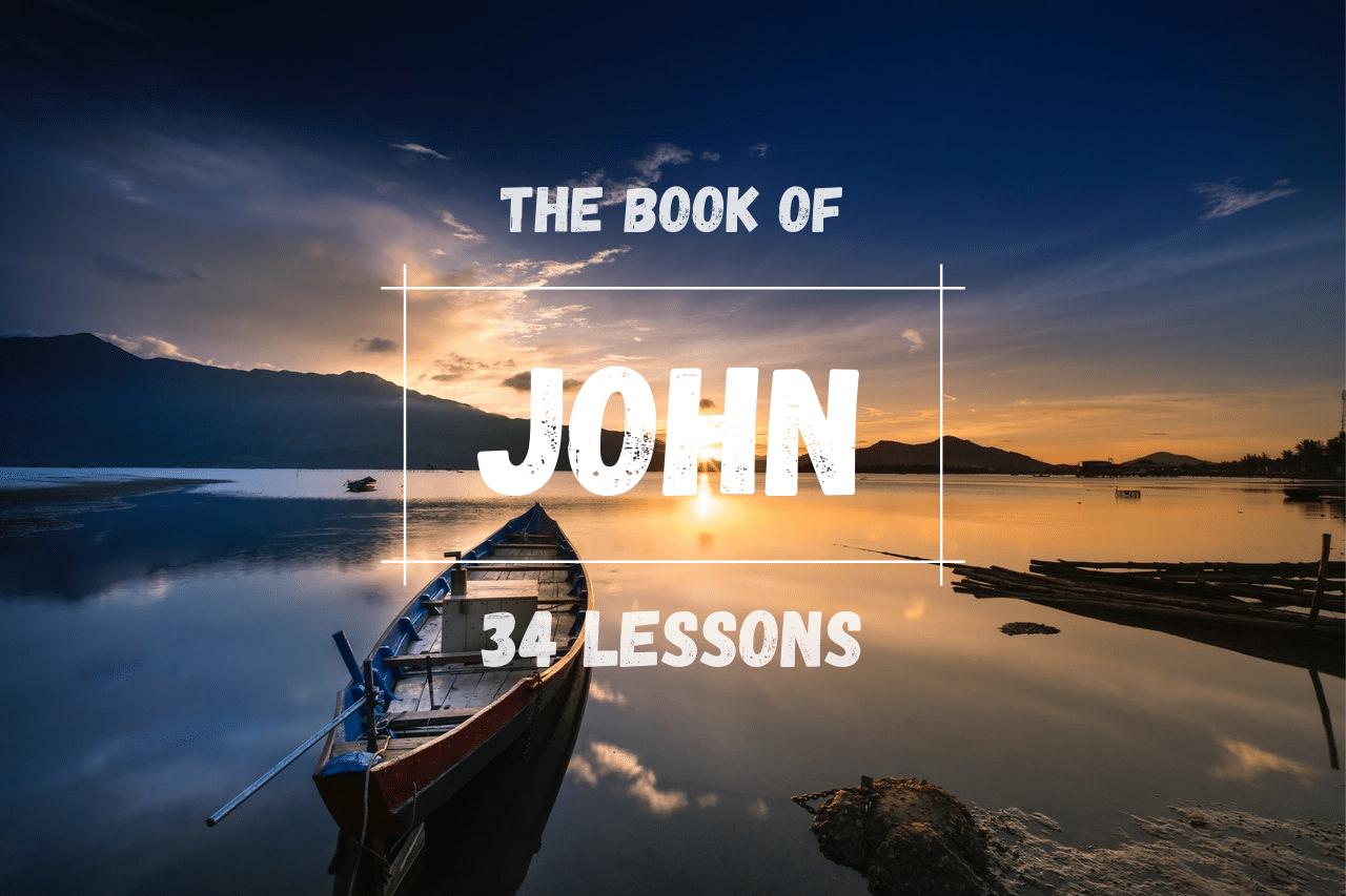 Free Bible Studies in John