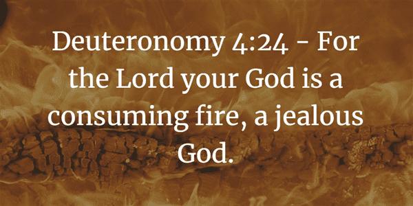 Deuteronomy 4:24