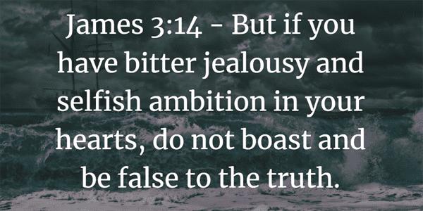 James 3:14