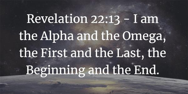 Revelation 22:13 Bible Verse